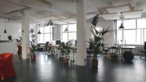 planning office interiors